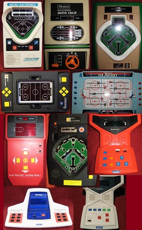 other handheld electronic games