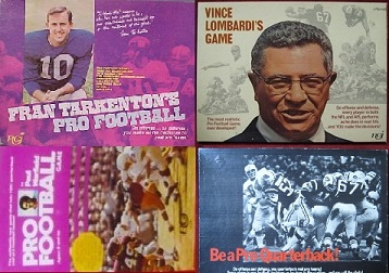 rgi vince lombardi's football board game