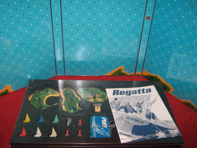 3M Regatta Game Parts 1967