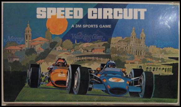 3m speed circuit game cover