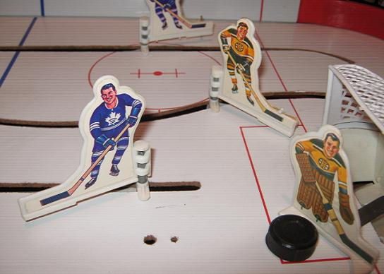 COLECO TABLE HOCKEY / EAGLE TABLE HOCKEY