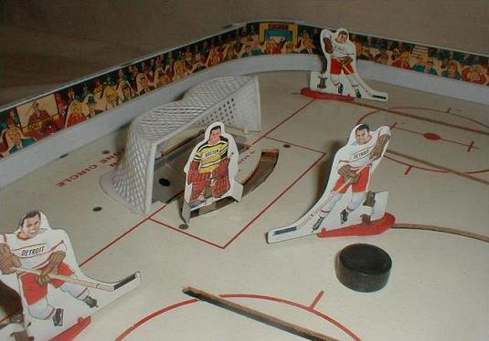 hockey vintage Game table