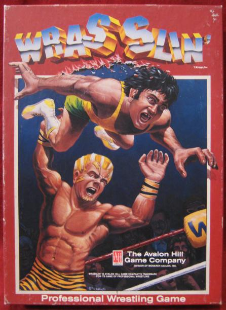 SPORTS ILLUSTRATED WRASSLIN' GAME
