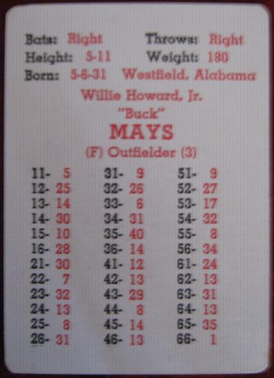 apba baseball game 1967 season cards