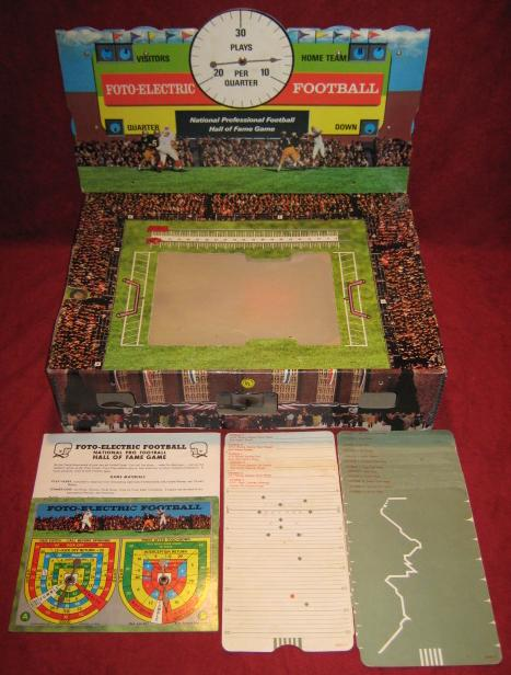 CADACO FOTO ELECTRIC FOOTBALL GAME PARTS