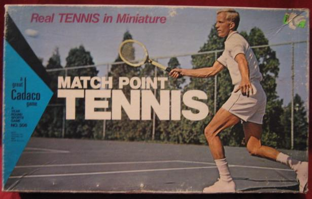 CADACO MATCH POINT TENNIS GAME