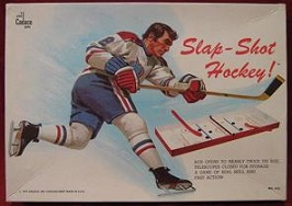 CADACO SLAP SHOT HOCKEY GAMES