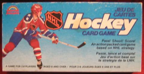grand toys hockey card game