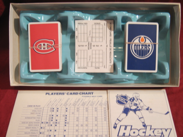grand toys hockey card game parts