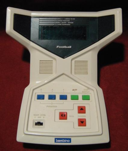 Early Handheld Electronic Games Handheld Electronic Game