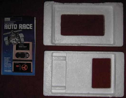 sears auto race handheld electronic game parts