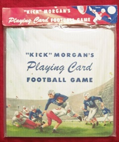 bmb kick morgan playing card college football games