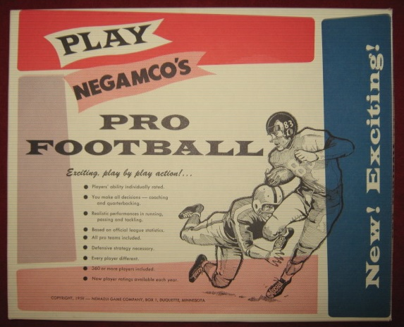 negamco college football games
