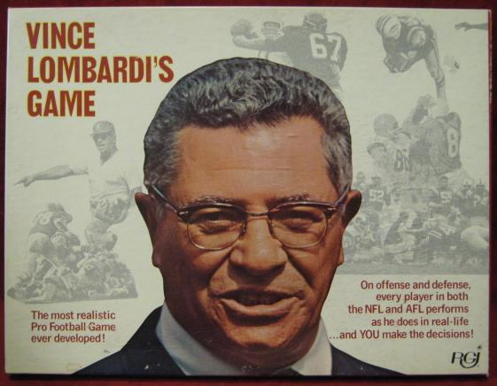 rgi vince lombardi football games