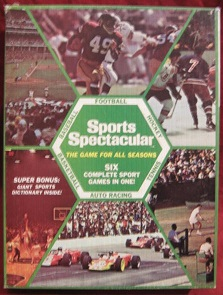 Athol Research Sports Spectacular Game box