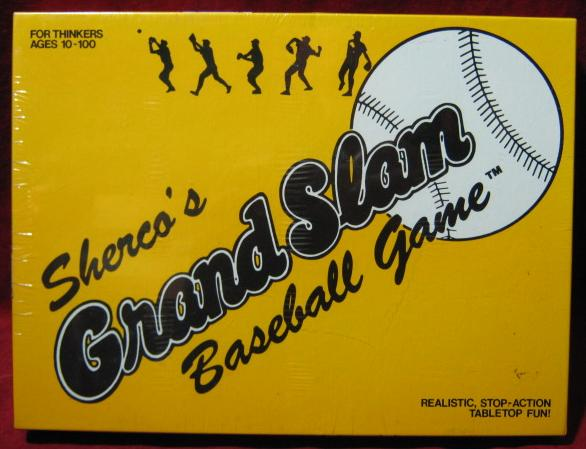 sherco baseball game box