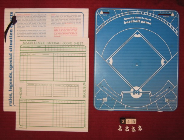 sports illustrated baseball game parts