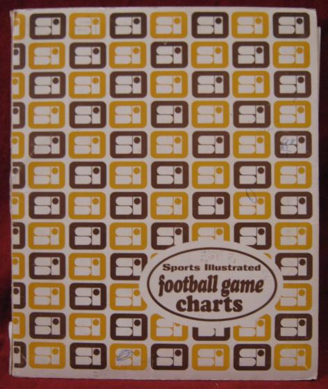 sports illustrated football game folder