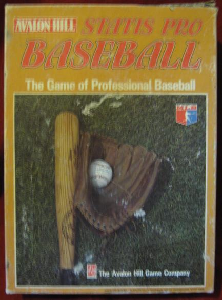 statis pro baseball game box 1992