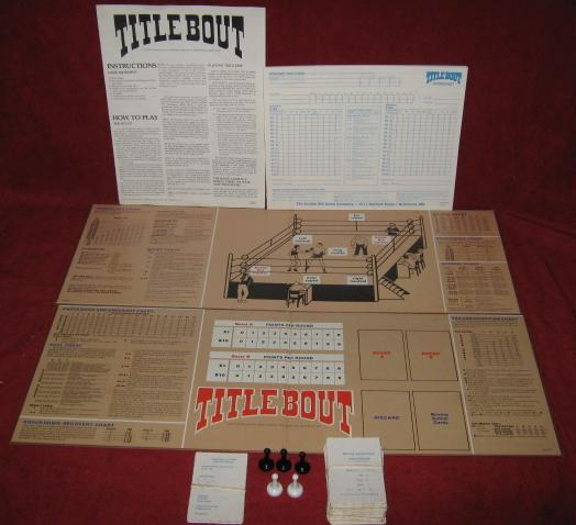 title bout boxing game parts 1983-84