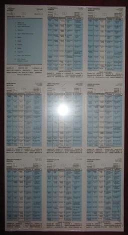 strat-o-matic hockey game teams 1997-98