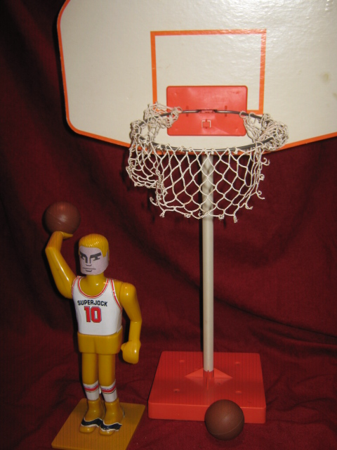 super jock super touch basketball game parts