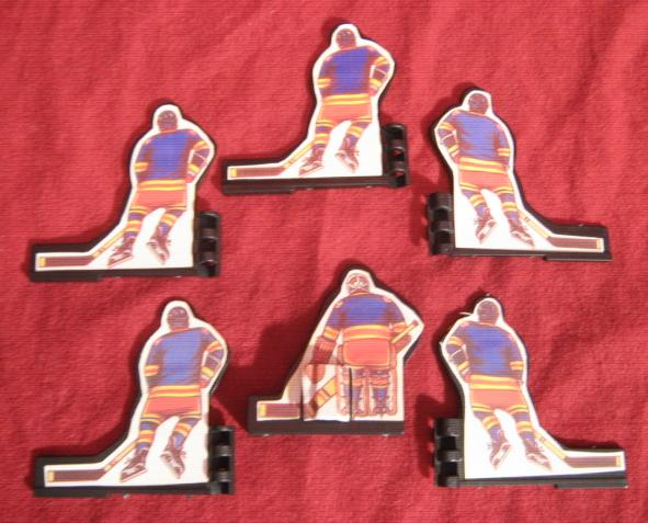 coleco table hockey team COLORADO ROCKIES
