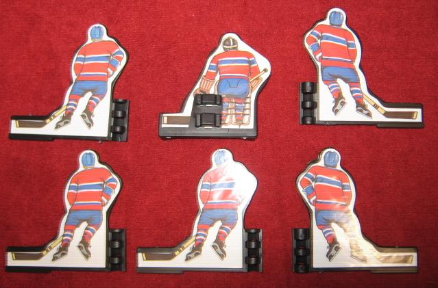 coleco table hockey team MONTREAL CANADIENS