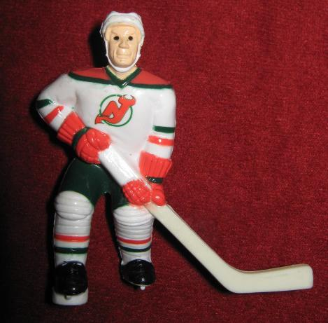 Wayne Gretzky TABLE HOCKEY GAME New Jersey Devils PLAYER