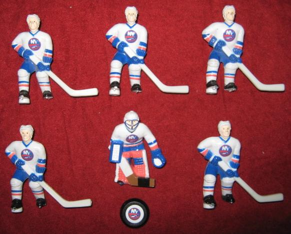wayne gretzky table hockey team NEW YORK ISLANDERS