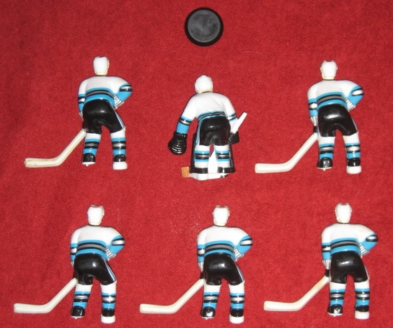 Wayne Gretzky Table Hockey Game SAN JOSE SHARKS Team