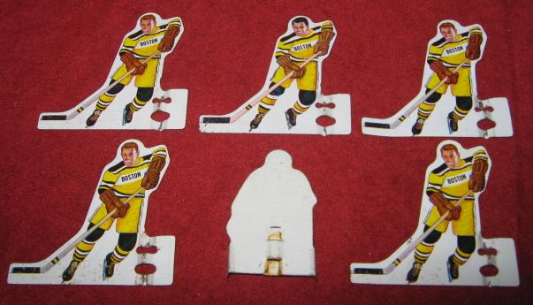 1960s munro table hockey team BOSTON BRUINS