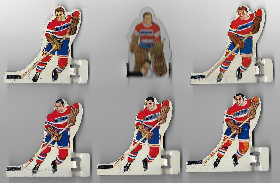 1960s munro table hockey team MONTREAL CANADIENS