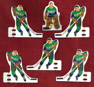 MUNRO TABLE HOCKEY GAME Oakland Seals team