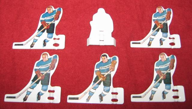 1960s munro table hockey team PITTSBURGH PENGUINS
