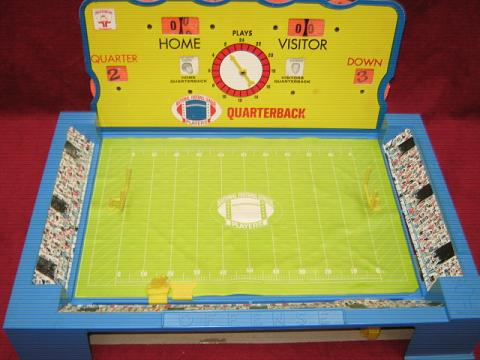transogram nfl quarterback football game parts