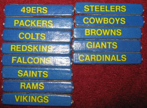 Football Teams Nfl Names Nfl Football Teams Names The