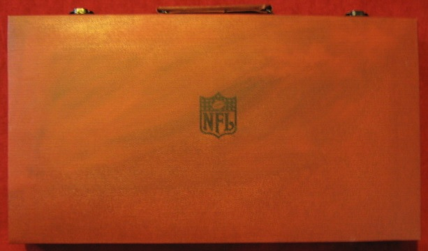 tudor nfl strategy deluxe edition case