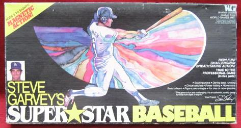 World Games STEVE GARVEY SUPERSTAR BASEBALL 1979
