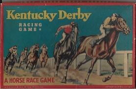 Antique Vintage Horse Racing Games