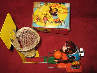 tps monkey basketball tin game