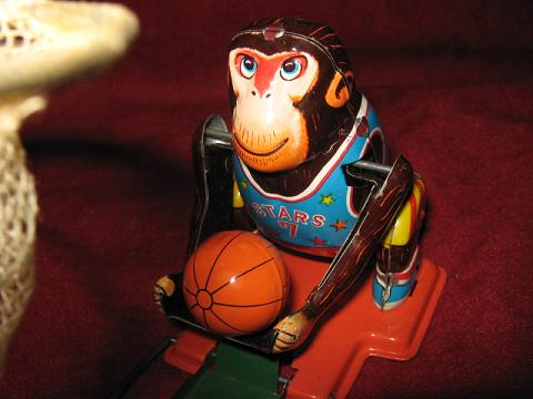 tps monkey basketball game parts