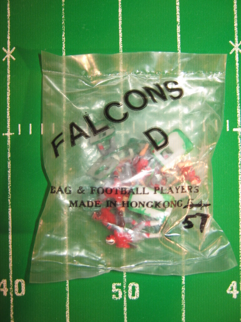 tudor electric football team ATLANTA FALCONS DARK HK78