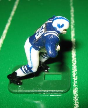TUDOR ELECTRIC FOOTBALL GAME Baltimore Colts Dark HK71CL