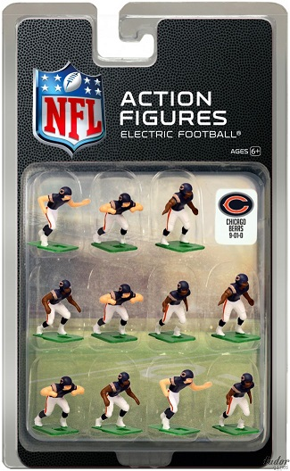 TUDOR ELECTRIC FOOTBALL GAME Chicago Bears Team Dark CURRENT