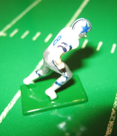 TUDOR ELECTRIC FOOTBALL GAME Dallas Cowboys Team White CH90