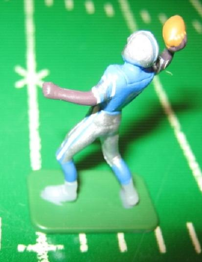 TUDOR ELECTRIC FOOTBALL GAME Detroit Lions QB Dark CH02