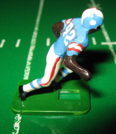 TUDOR ELECTRIC FOOTBALL GAME Houston Oilers Team Dark HA73