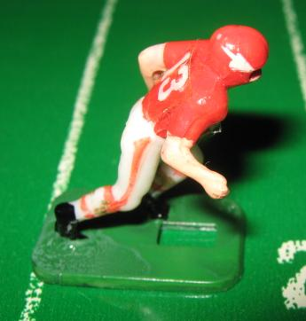TUDOR ELECTRIC FOOTBALL GAME Kansas City Chiefs Dark HK69HL    30