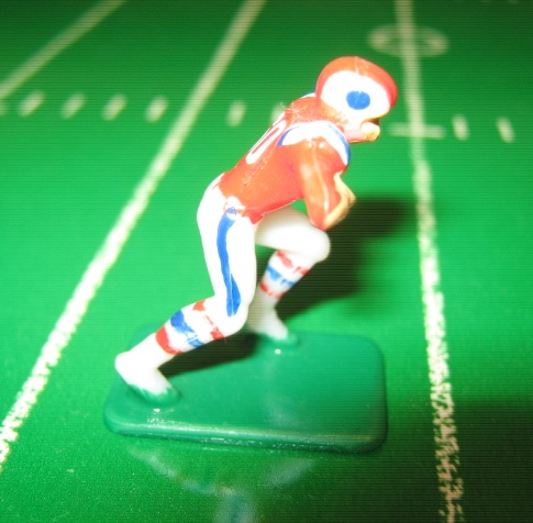 TUDOR ELECTRIC FOOTBALL GAME New England Patriots Team Dark HK85